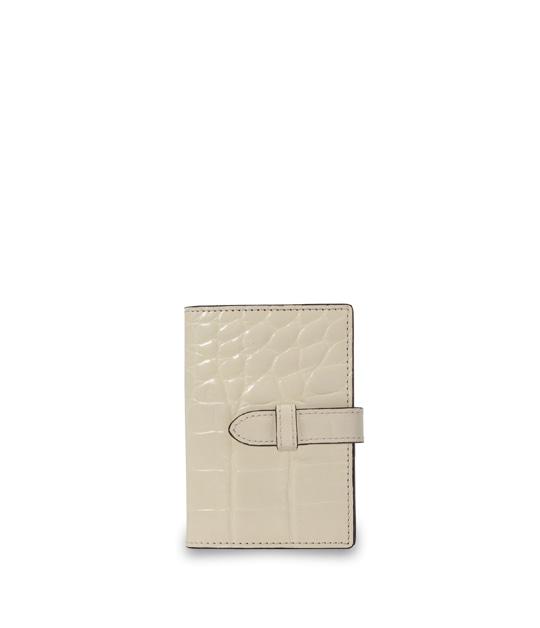 ヴィジット カード ホルダー IVORY
