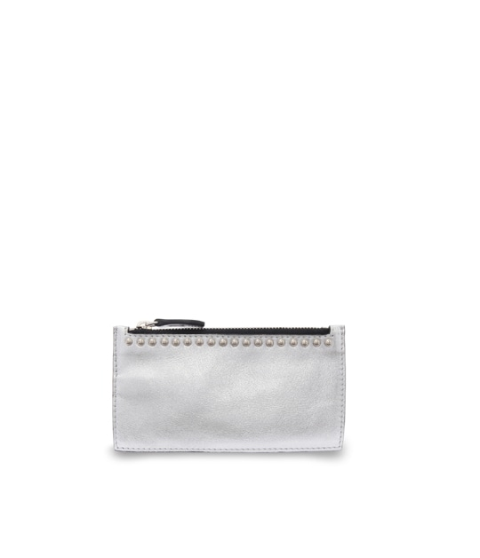 KEY POUCH WITH STUDS
