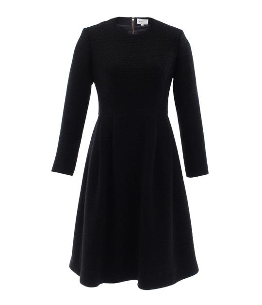 アヴァロン ドレス BLACK