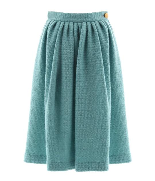 キム スカート LIGHT BLUE