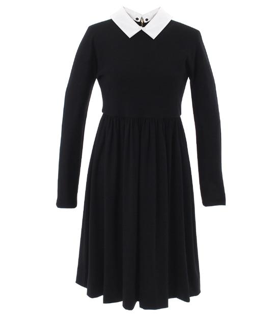 エイダ ドレス BLACK