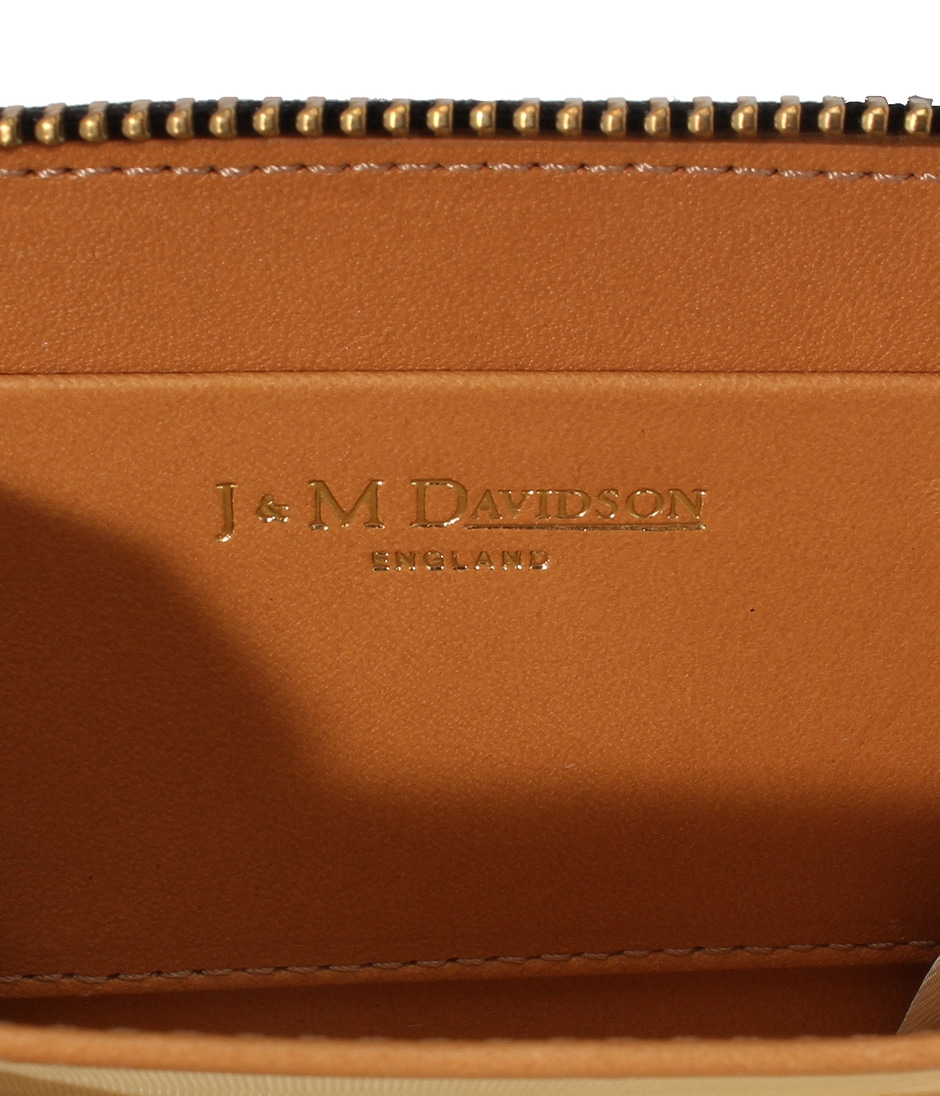 SMALL ZIP PURSE 詳細画像 DK BROWN 6