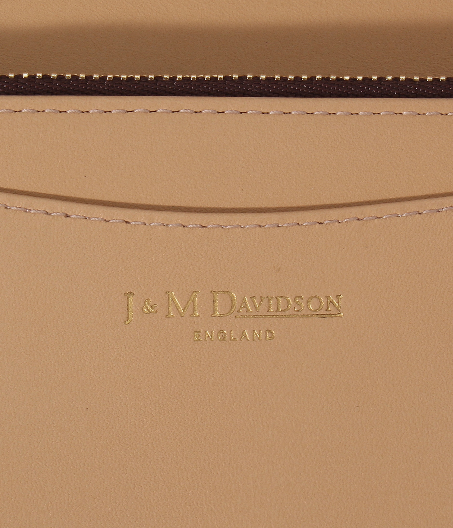 ELONGATED TAB WALLET 詳細画像 TAUPE 5