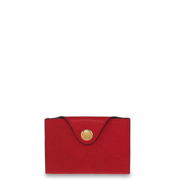 ビジネス カード ケース CHERRY RED
