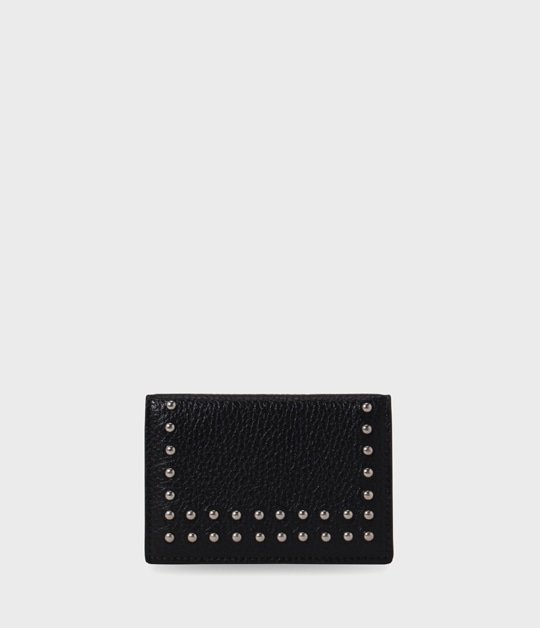 VISIT CARD HOLDER WITH STUDS