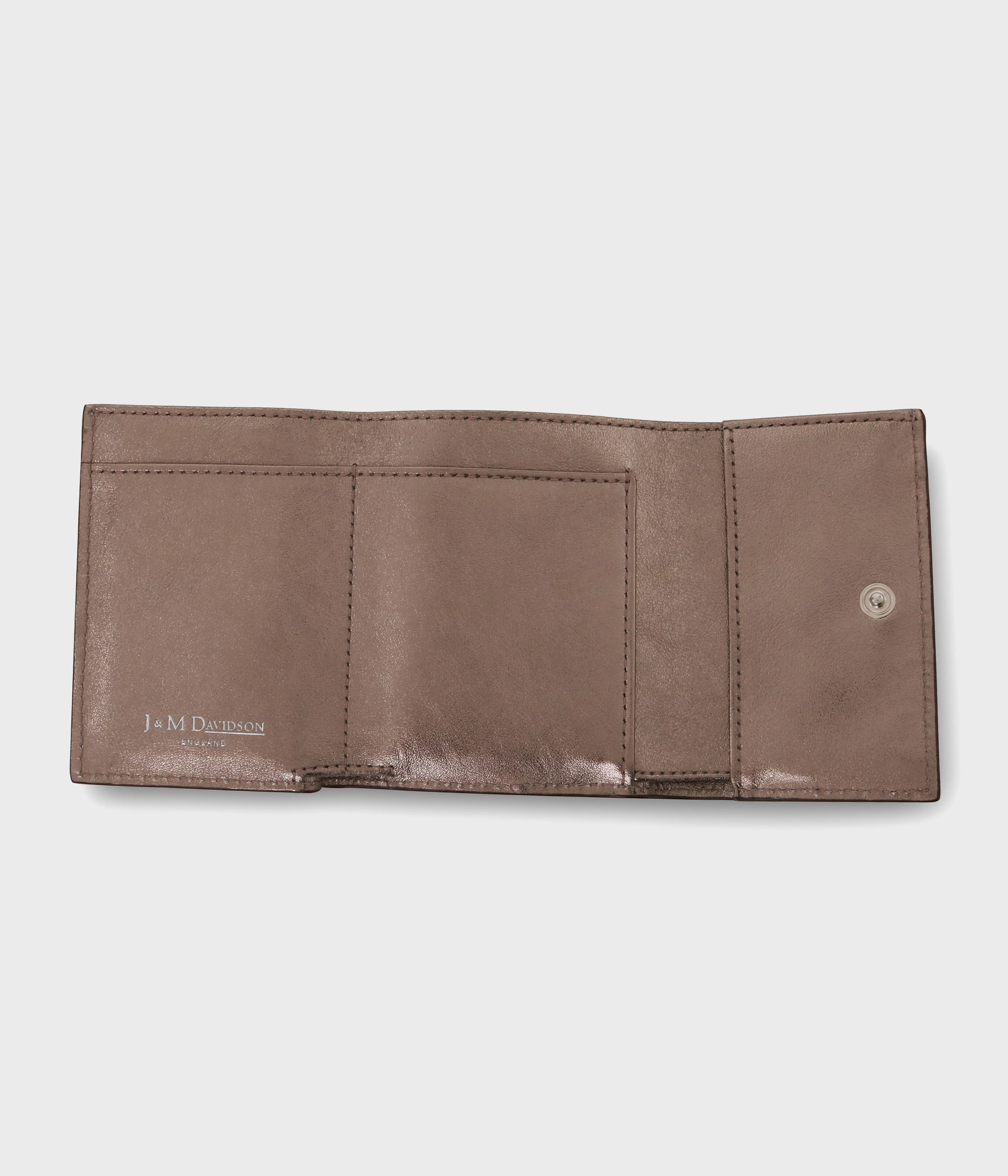 TWO FOLD WALLET 詳細画像 OLD GOLD 4