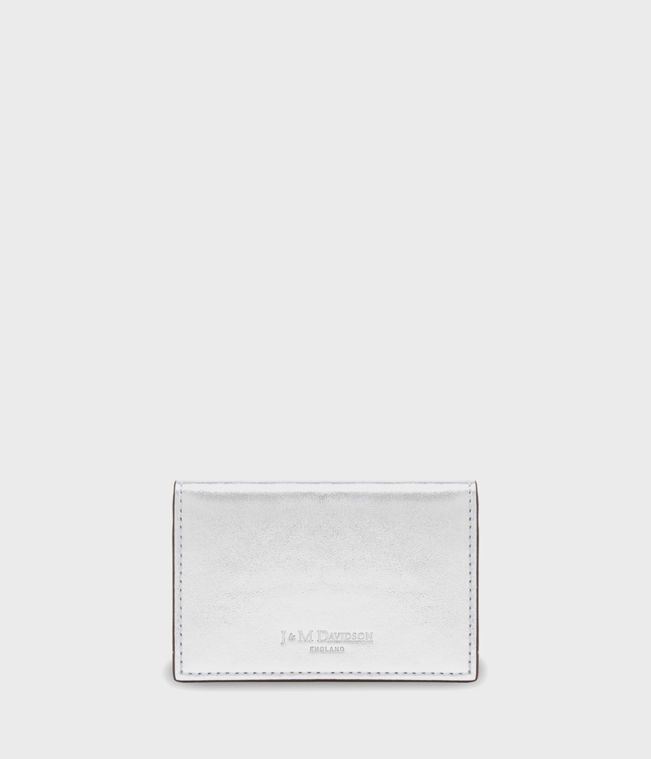 PLAIN BUSINESS CARD CASE 詳細画像 SILVER 1