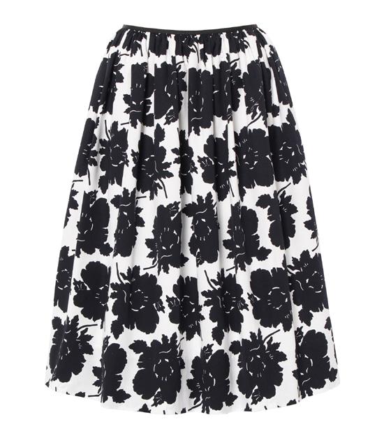 オスカー スカート BLACK
