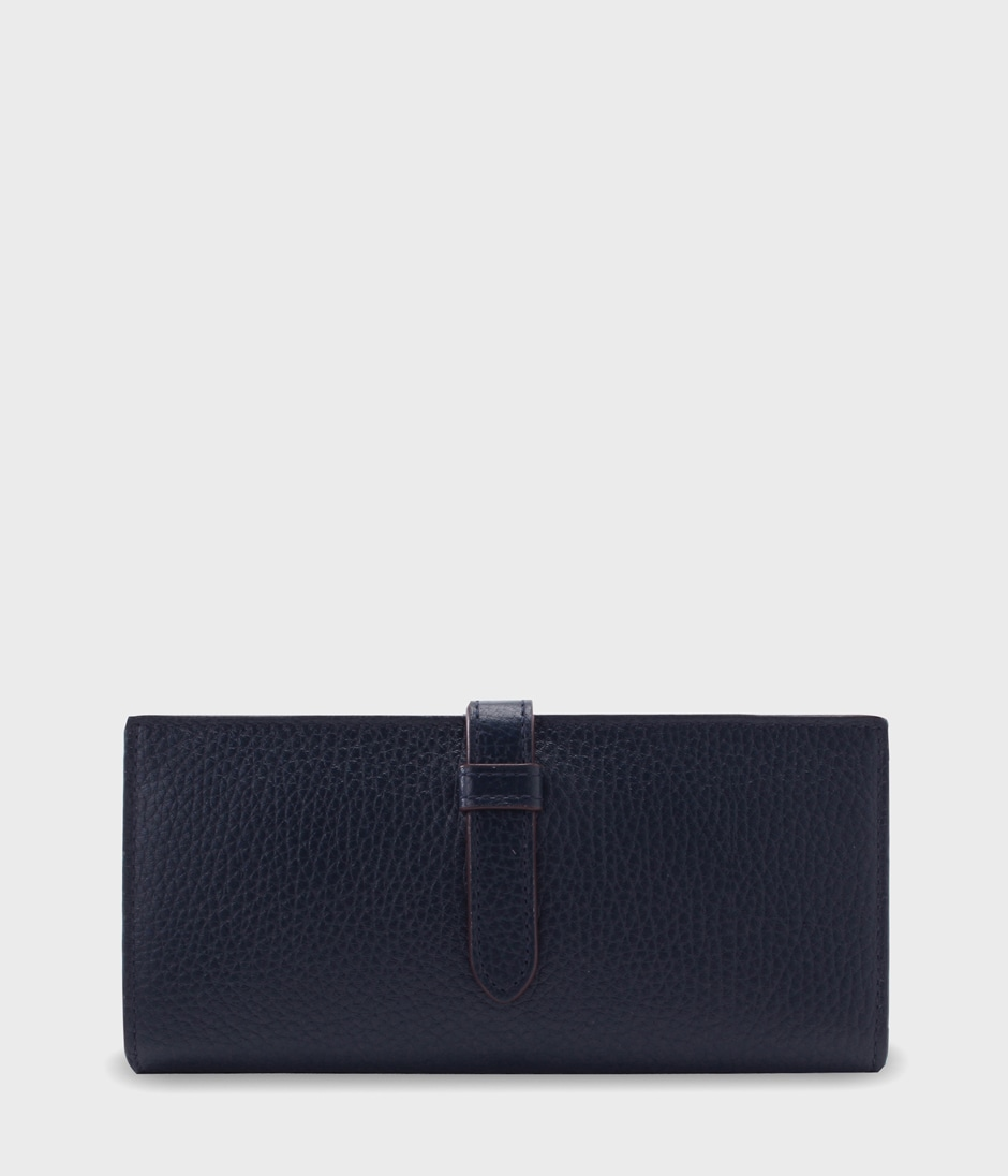 ELONGATED TAB WALLET 詳細画像 NEW NAVY 1