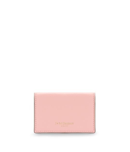 プレーン ビジネス カードケース CAMELIA PINK