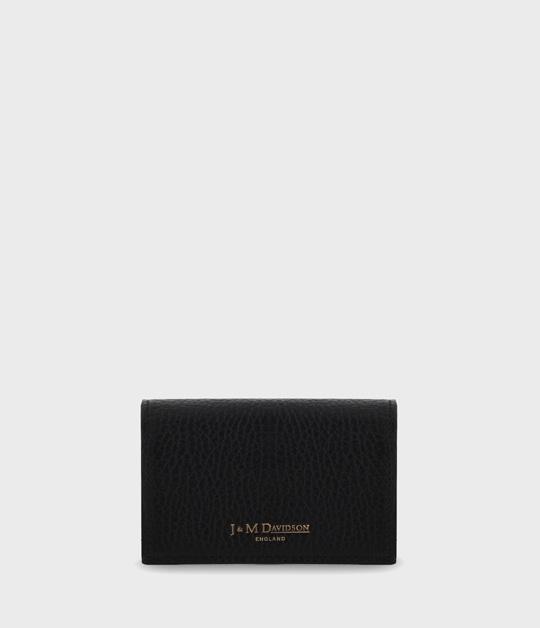 プレーン ビジネス カードケース BLACK