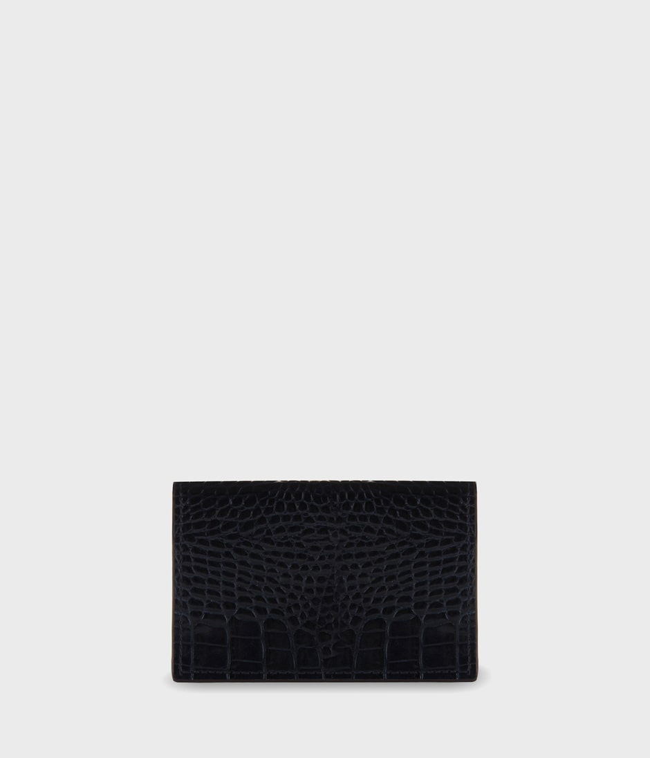 PLAIN BUSINESS CARD CASE 詳細画像 BLACK 2