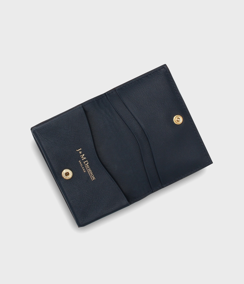 PLAIN BUSINESS CARD CASE 詳細画像 BLACK 4