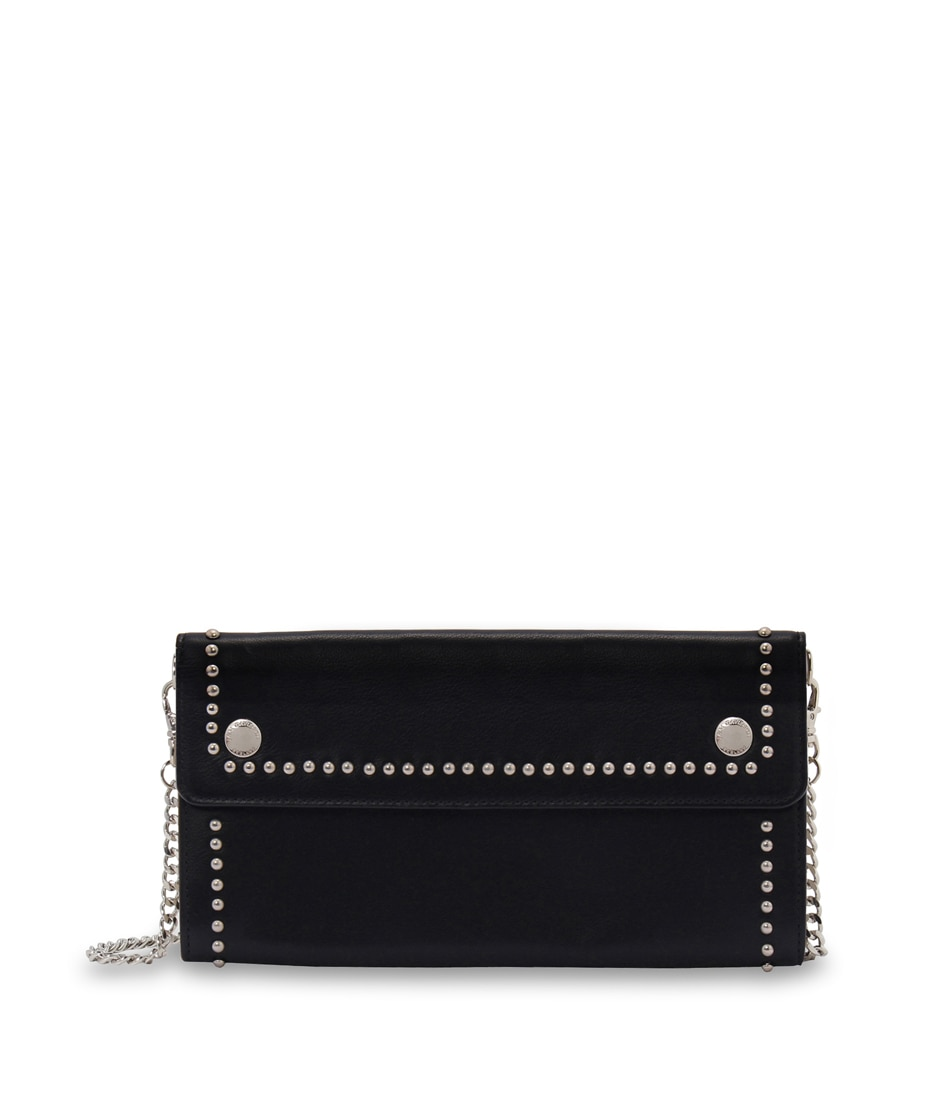 TRAVEL POUCH WITH STUDS 詳細画像 BLACK 1