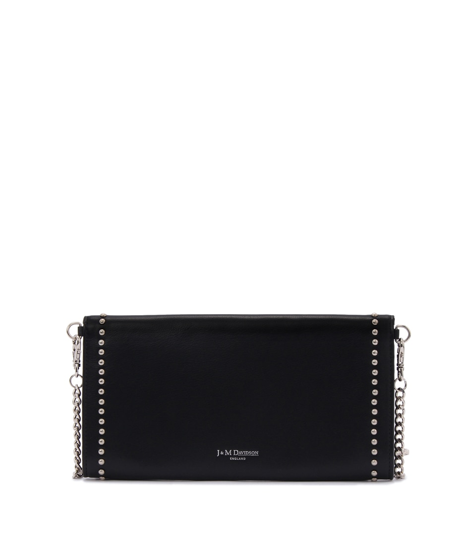 TRAVEL POUCH WITH STUDS 詳細画像 BLACK 2