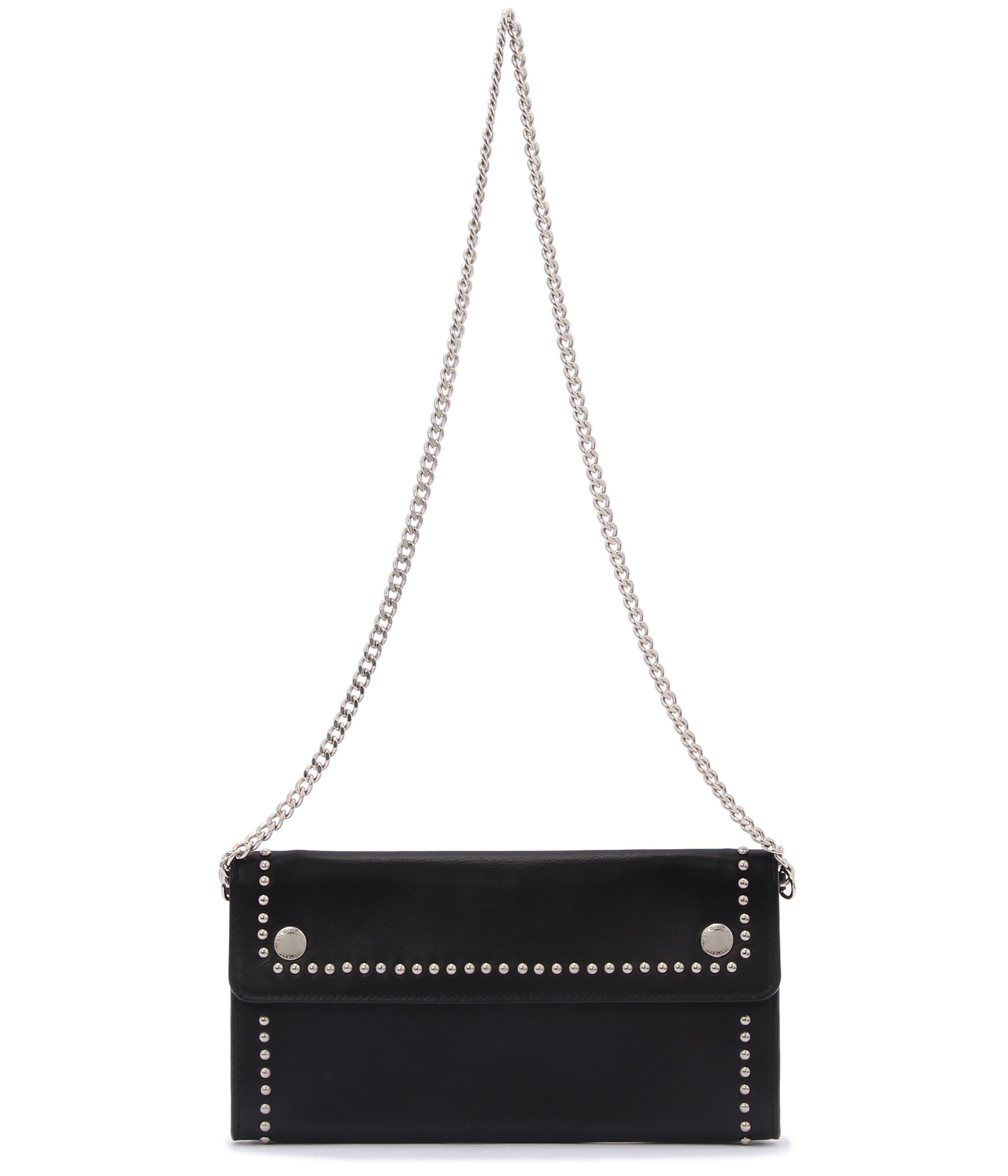 TRAVEL POUCH WITH STUDS 詳細画像 BLACK 6