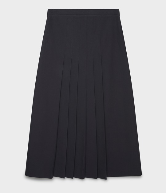 POSH PLEATED SKIRT