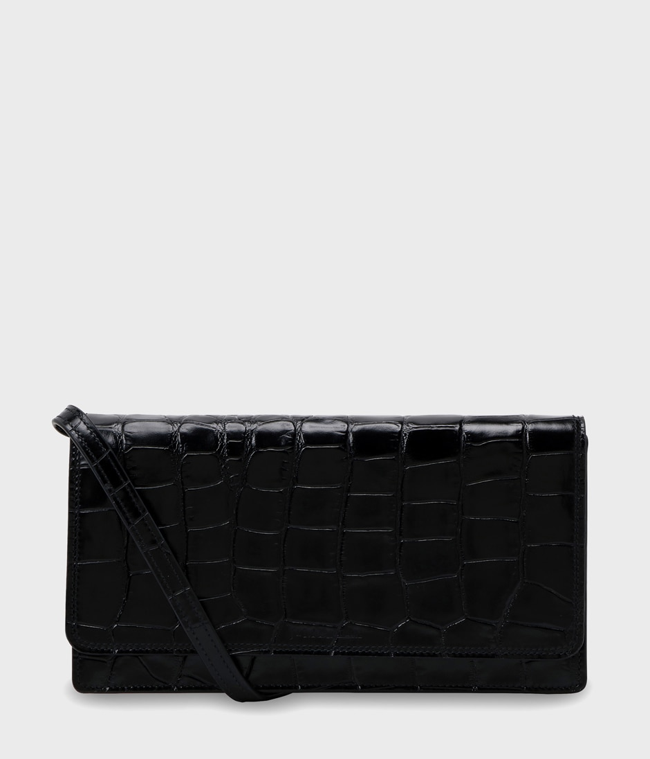 E/W CROSSBODY WALLET 詳細画像 BLACK 1