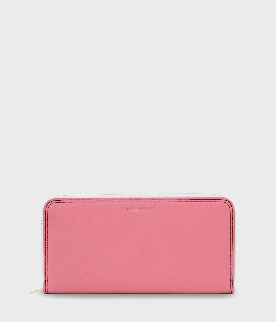 ZIP AROUND WALLET 詳細画像 PINK 1