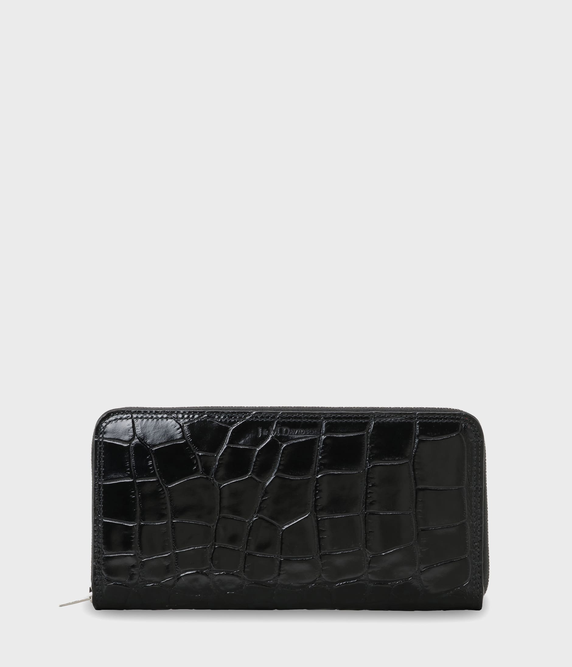 ZIP AROUND WALLET 詳細画像 BLACK 1