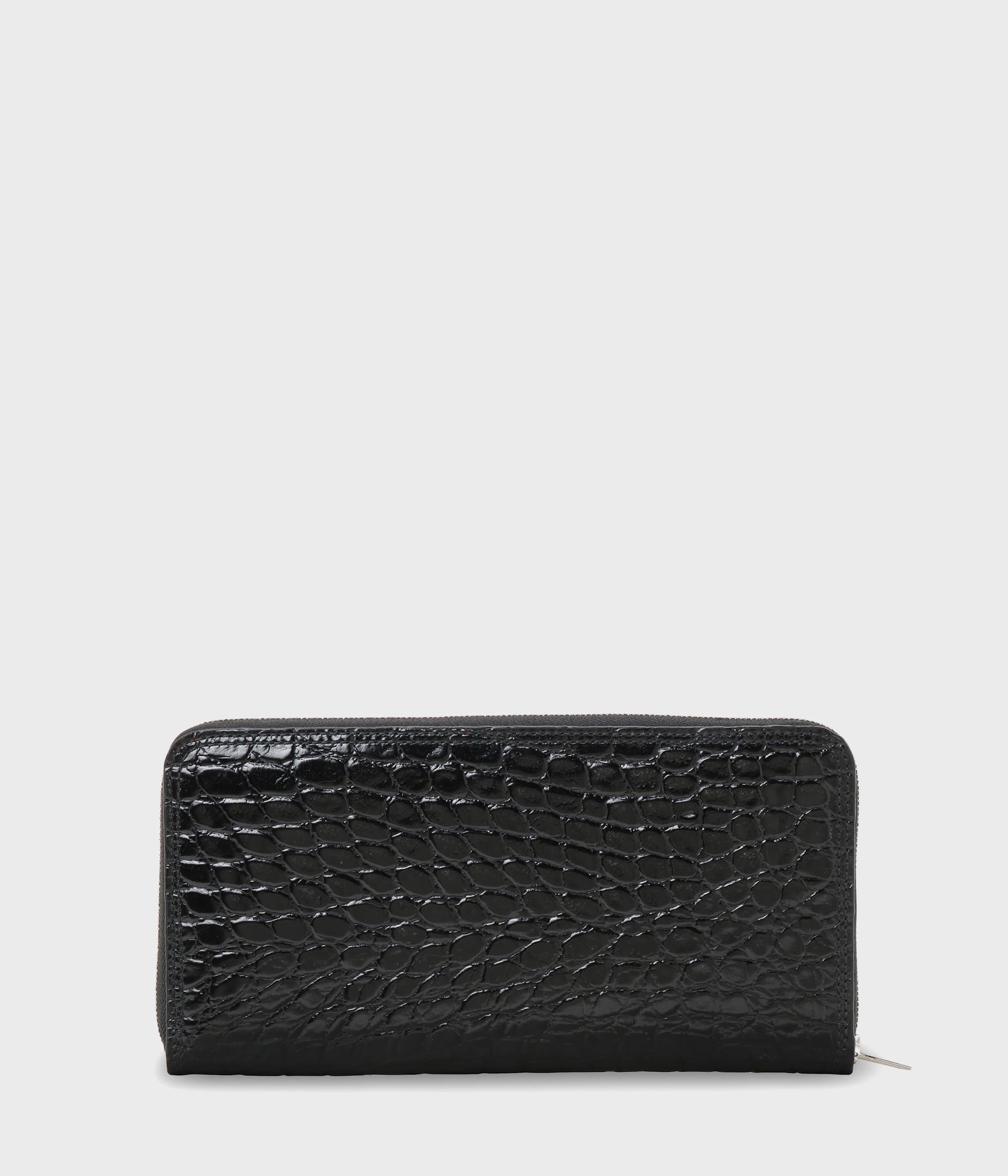 ZIP AROUND WALLET 詳細画像 BLACK 2