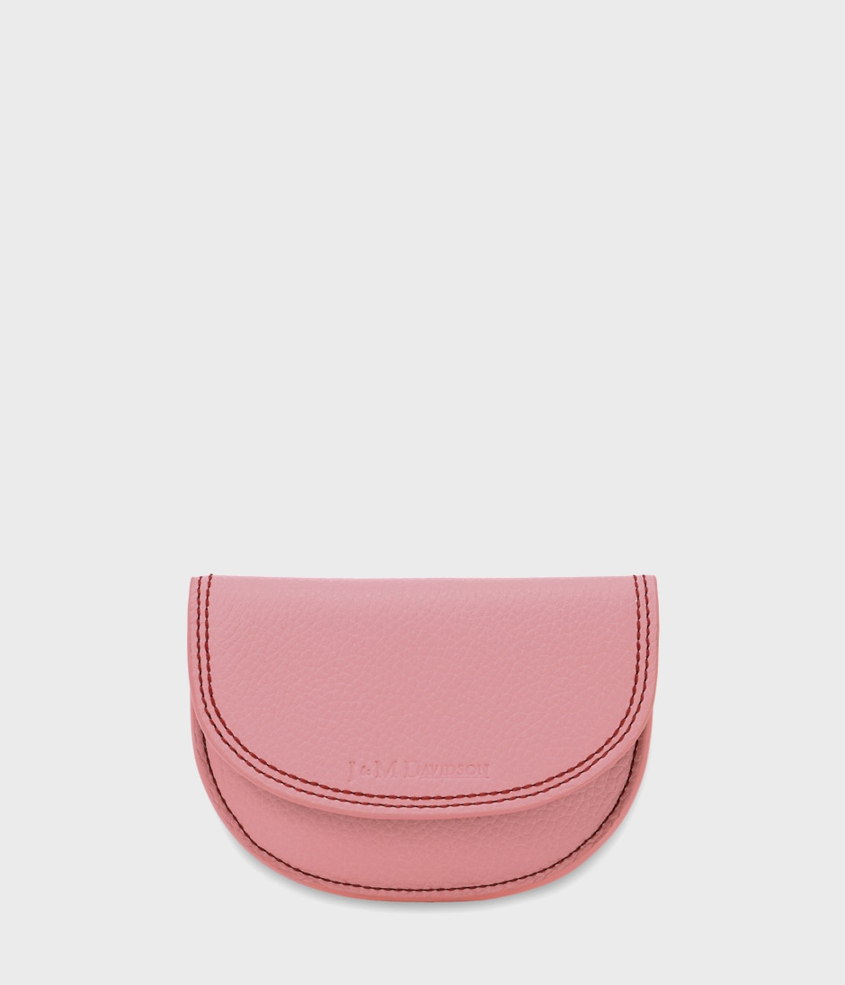 ROUNDED COIN PURSE 詳細画像 PINK 1
