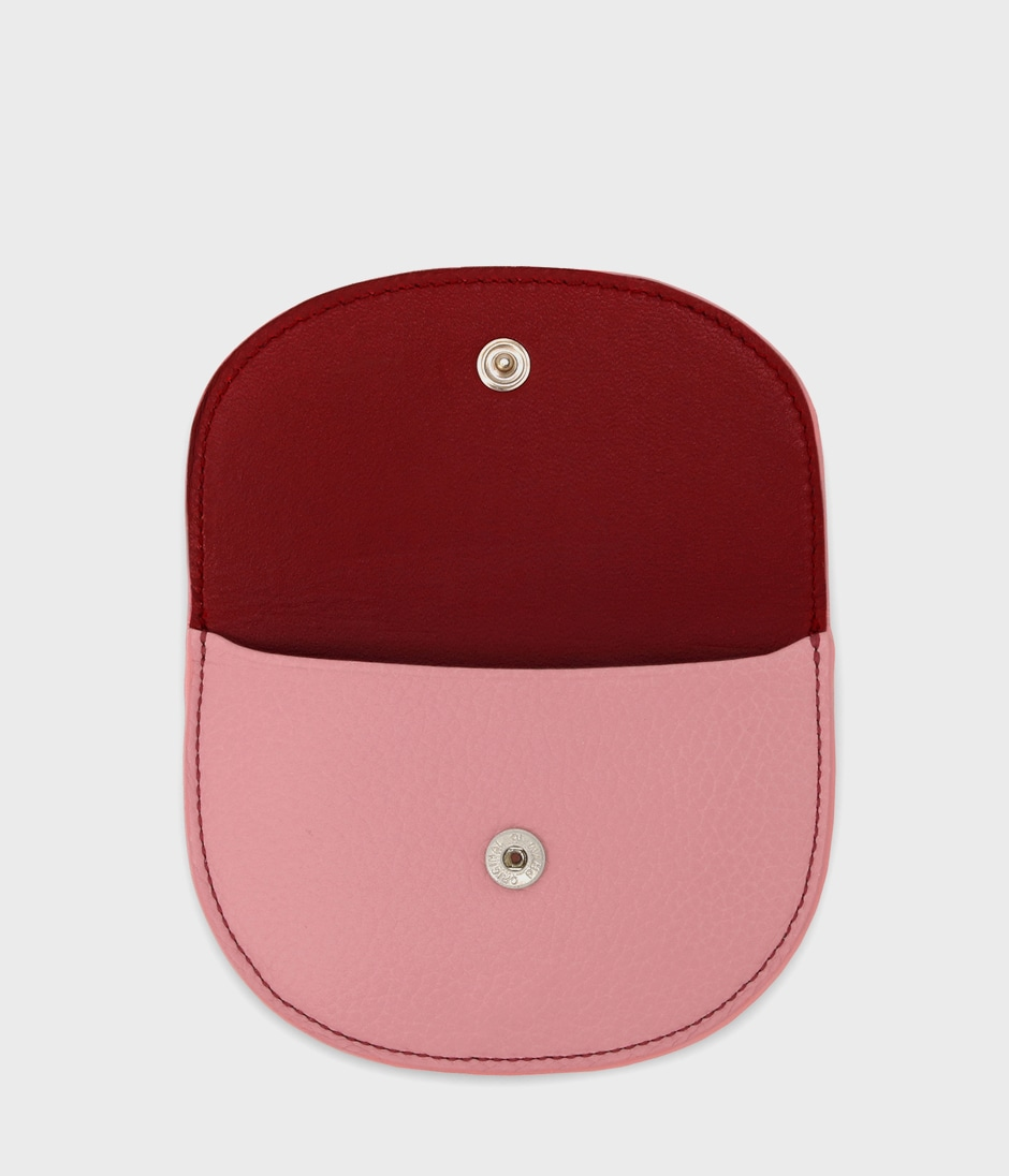 ROUNDED COIN PURSE 詳細画像 PINK 2