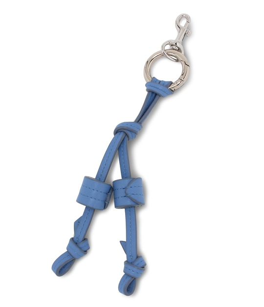 KNOTTED TASSEL CHARM