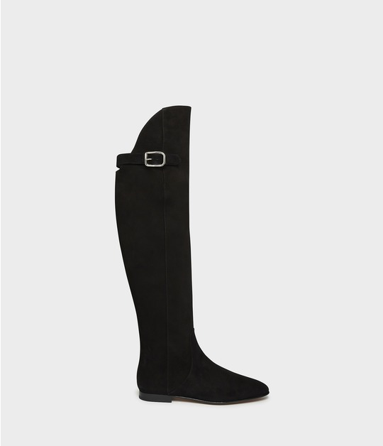 OVER THE KNEE RIDING BOOT