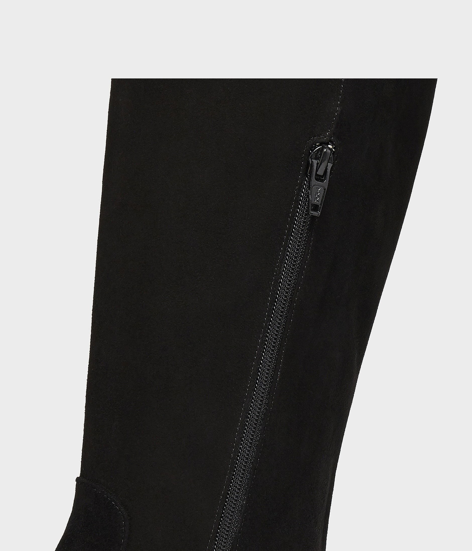 OVER THE KNEE RIDING BOOT 詳細画像 BLACK 5