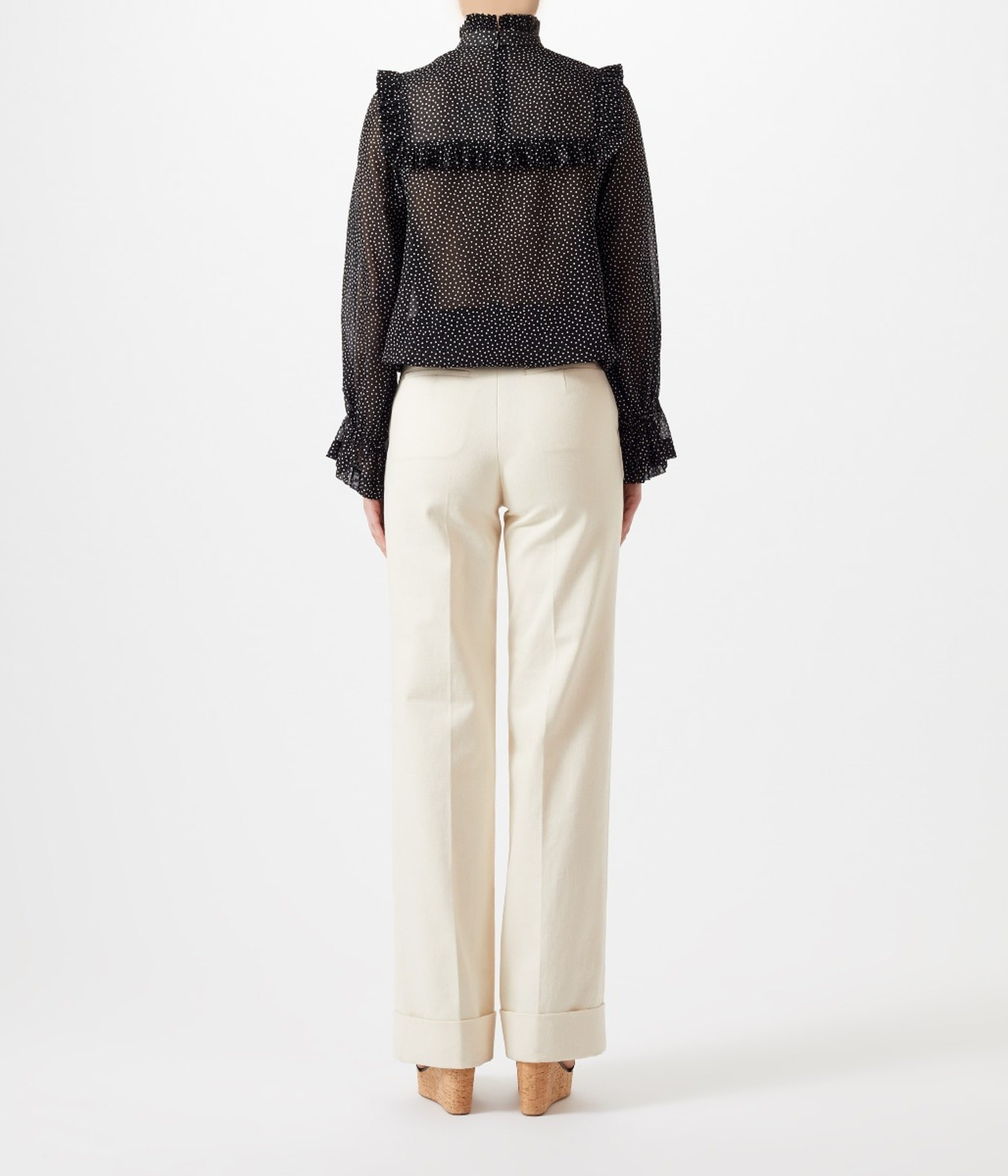 CATALINA TROUSERS 詳細画像 OFF WHITE 3