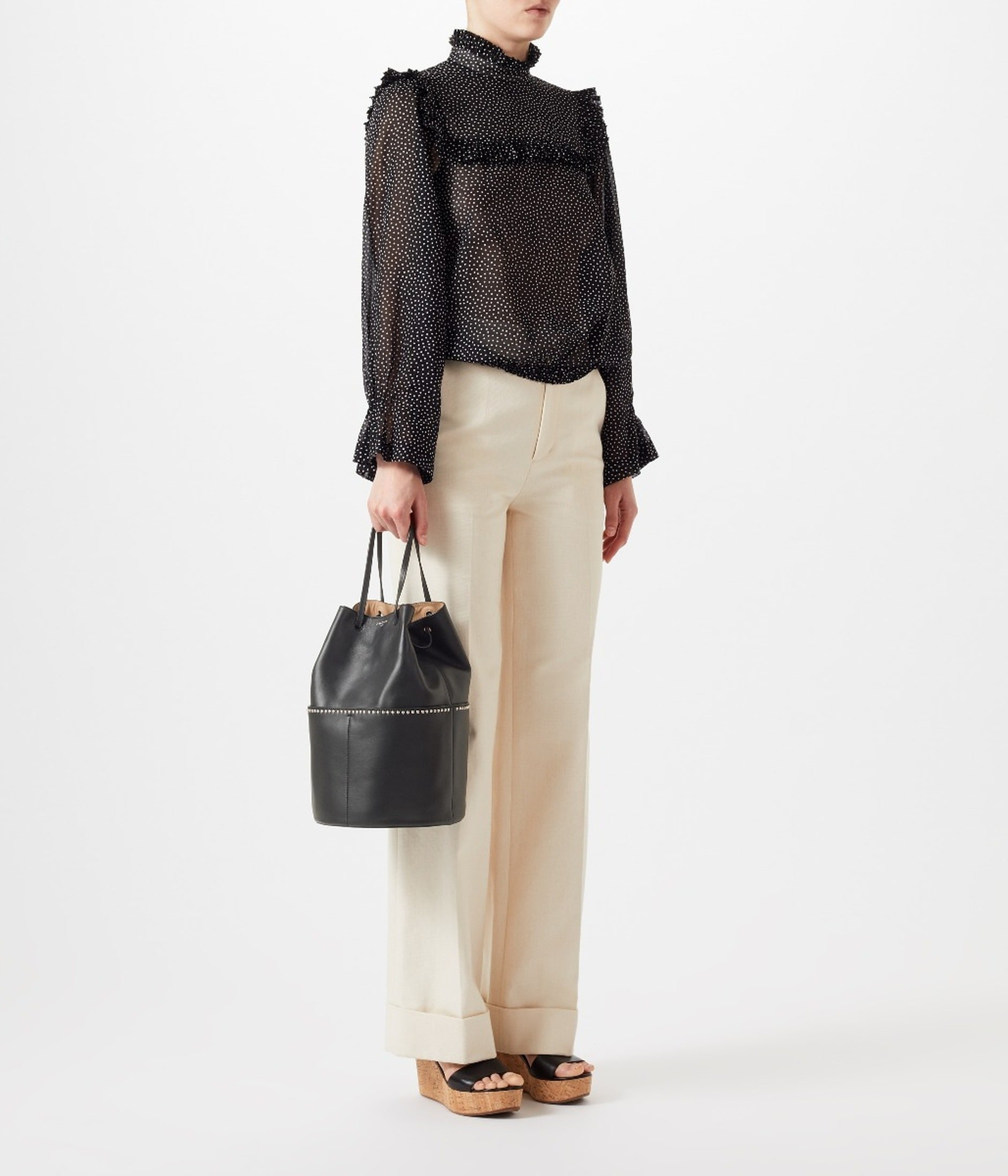 CATALINA TROUSERS 詳細画像 OFF WHITE 4