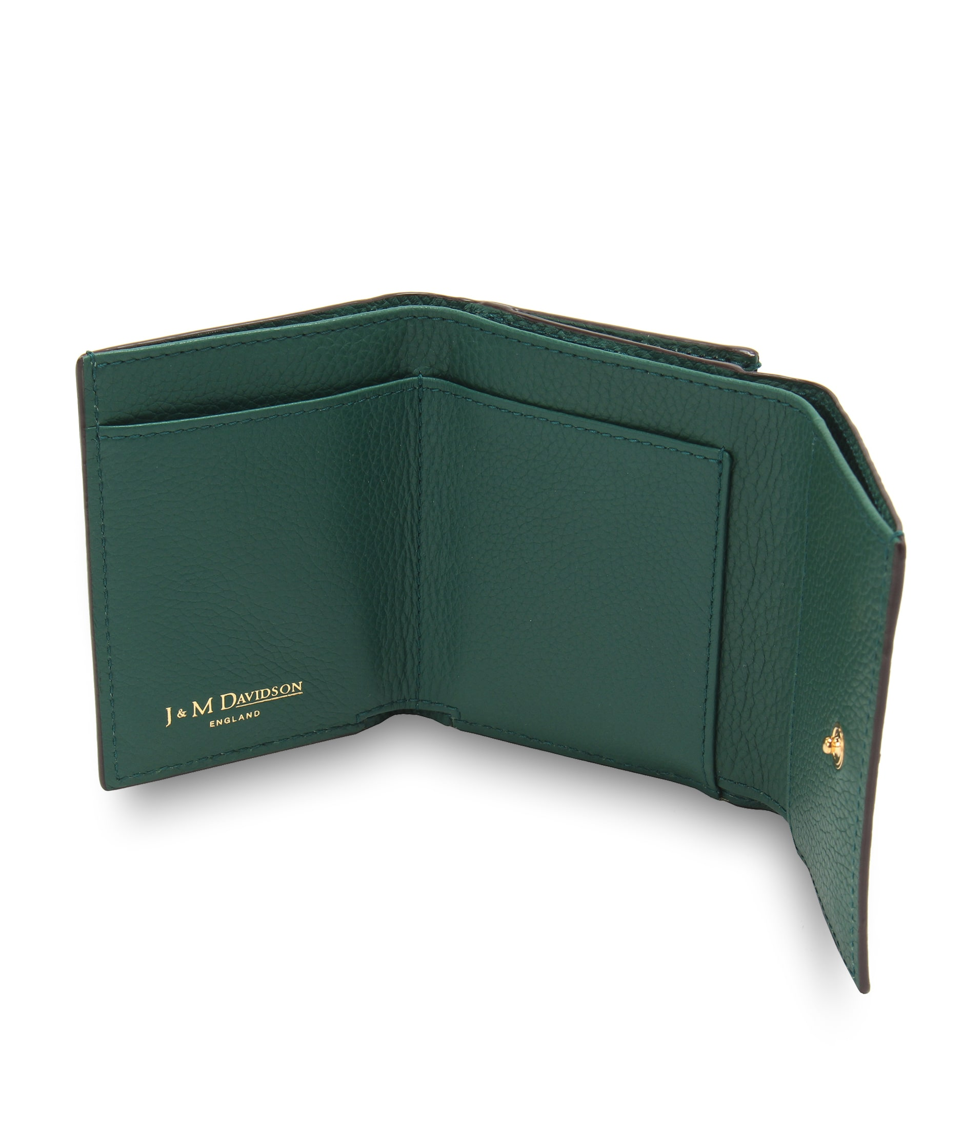 TWO FOLD WALLET 詳細画像 AVOCADO GREEN 3