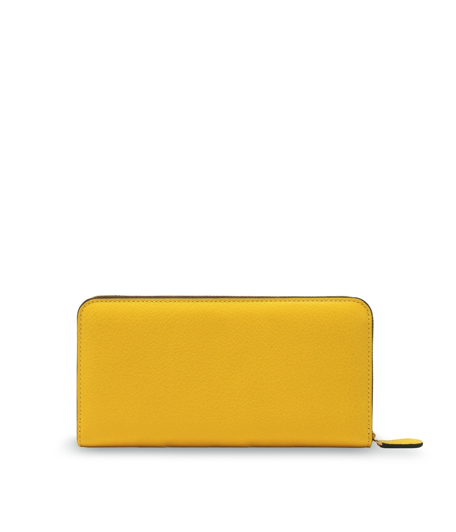 LONG ZIP WALLET 詳細画像 ACACIA YELLOW 2
