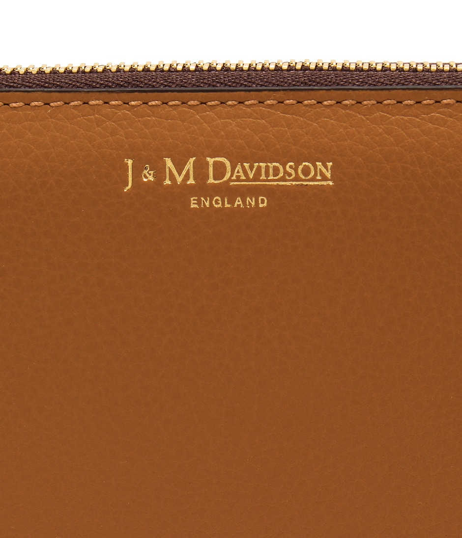 LONG ZIP WALLET 詳細画像 MOROCCAN BROWN 4