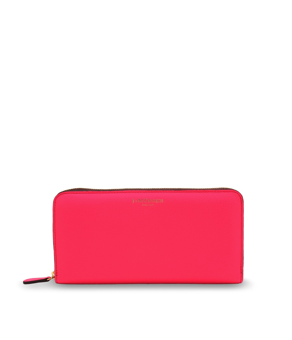 LONG ZIP WALLET 詳細画像 COSMOS PINK 1
