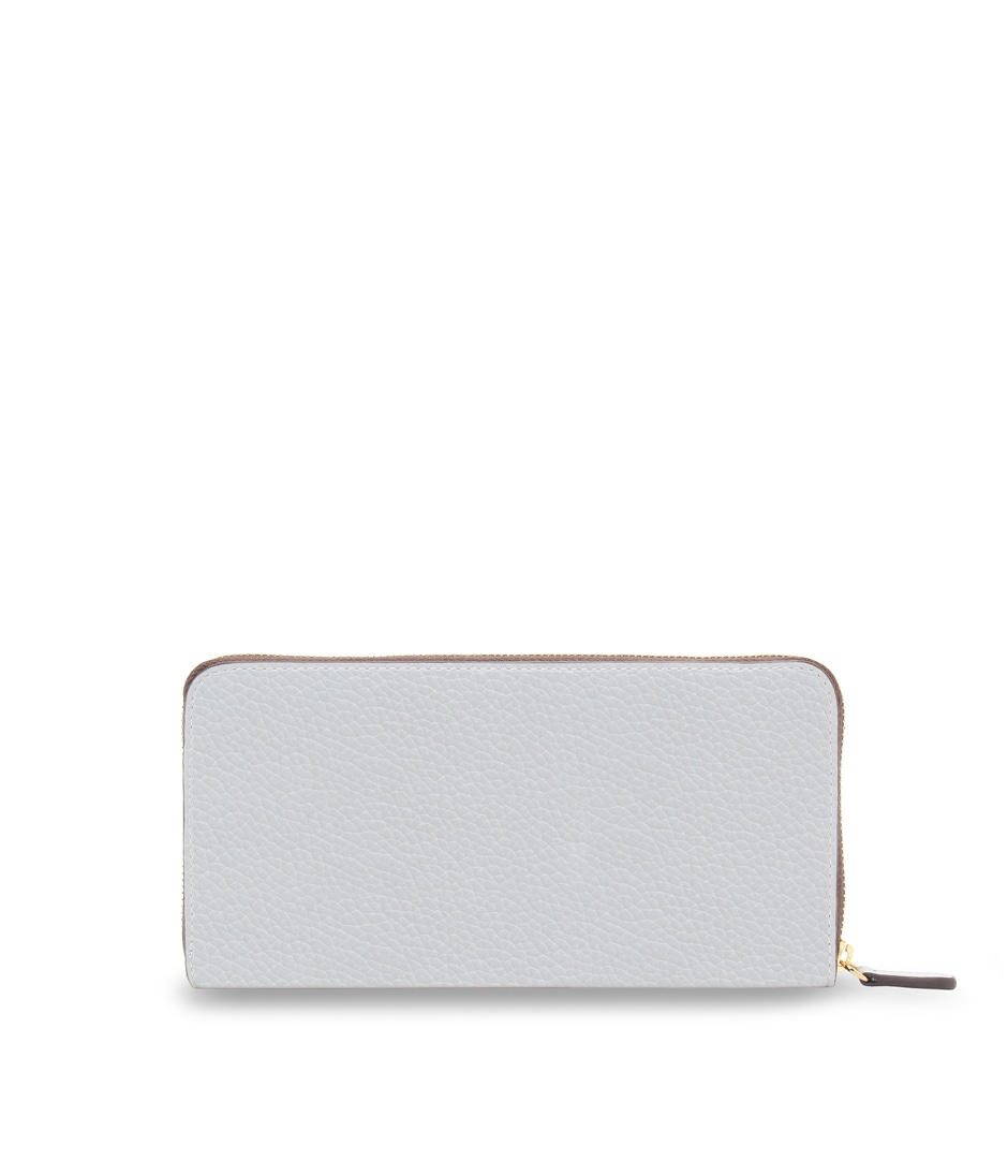 LONG ZIP WALLET 詳細画像 POWDER GREY 2