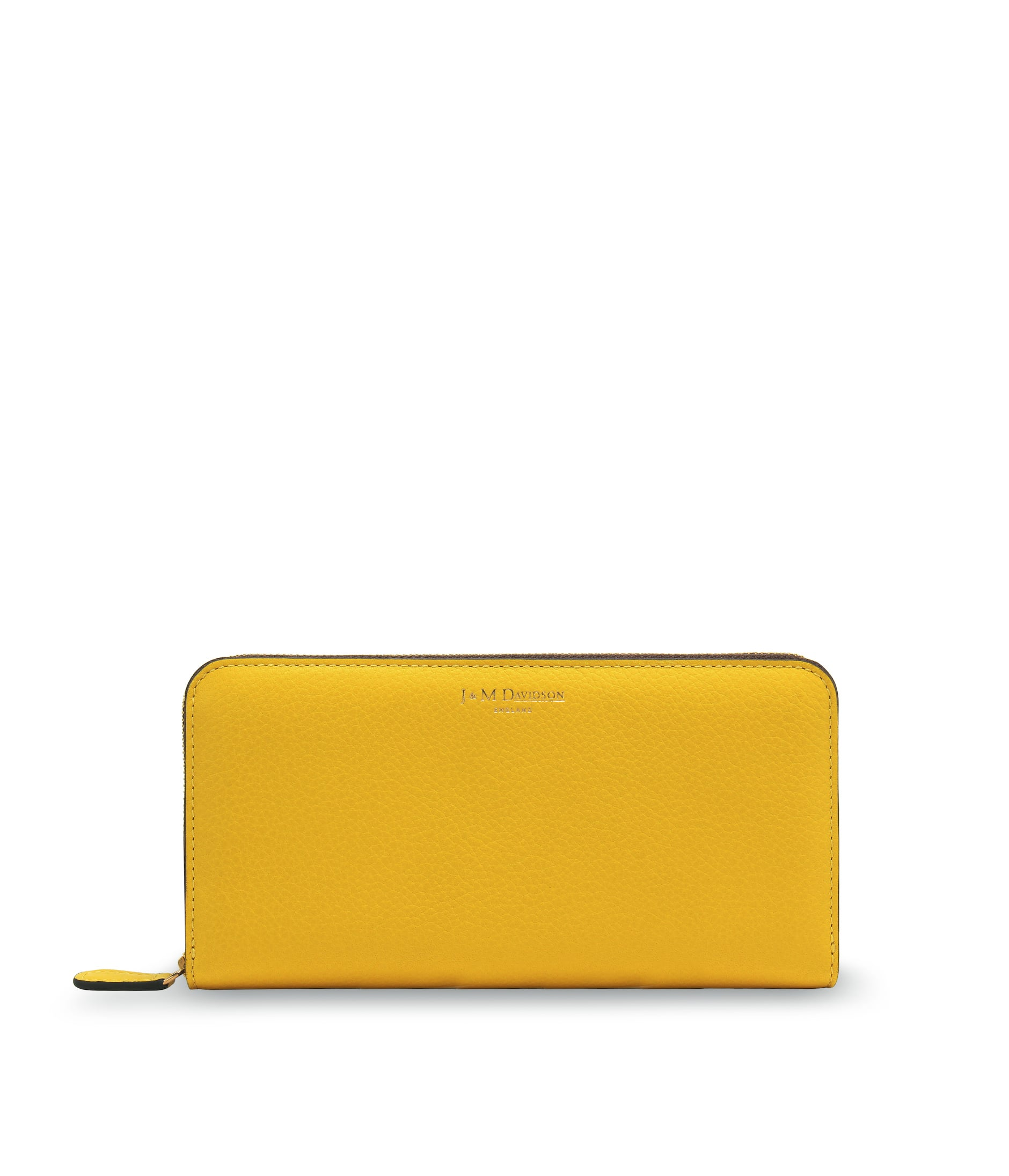 LONG ZIP WALLET 詳細画像 ACACIA YELLOW 1
