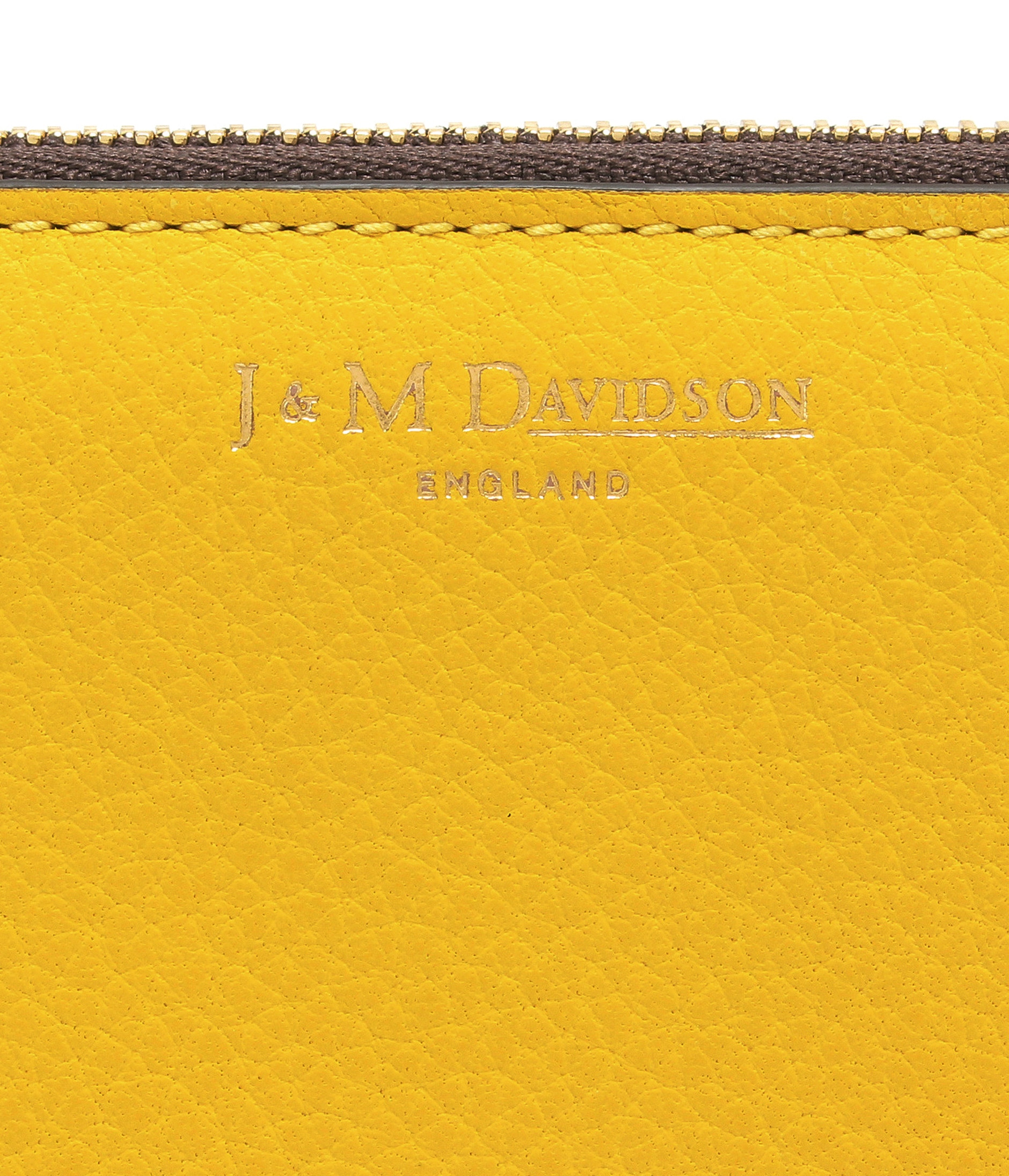 LONG ZIP WALLET 詳細画像 ACACIA YELLOW 4