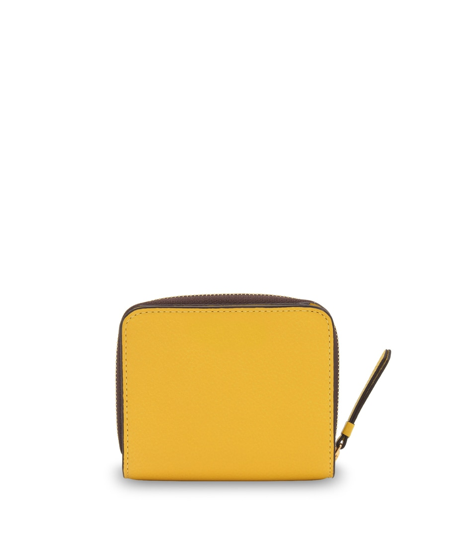 COIN/CARD WALLET 詳細画像 ACACIA YELLOW 2