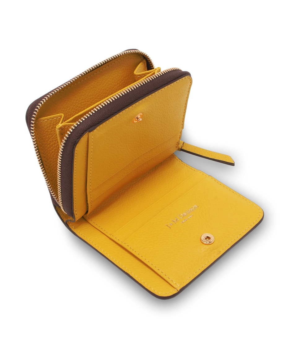 COIN/CARD WALLET 詳細画像 ACACIA YELLOW 3