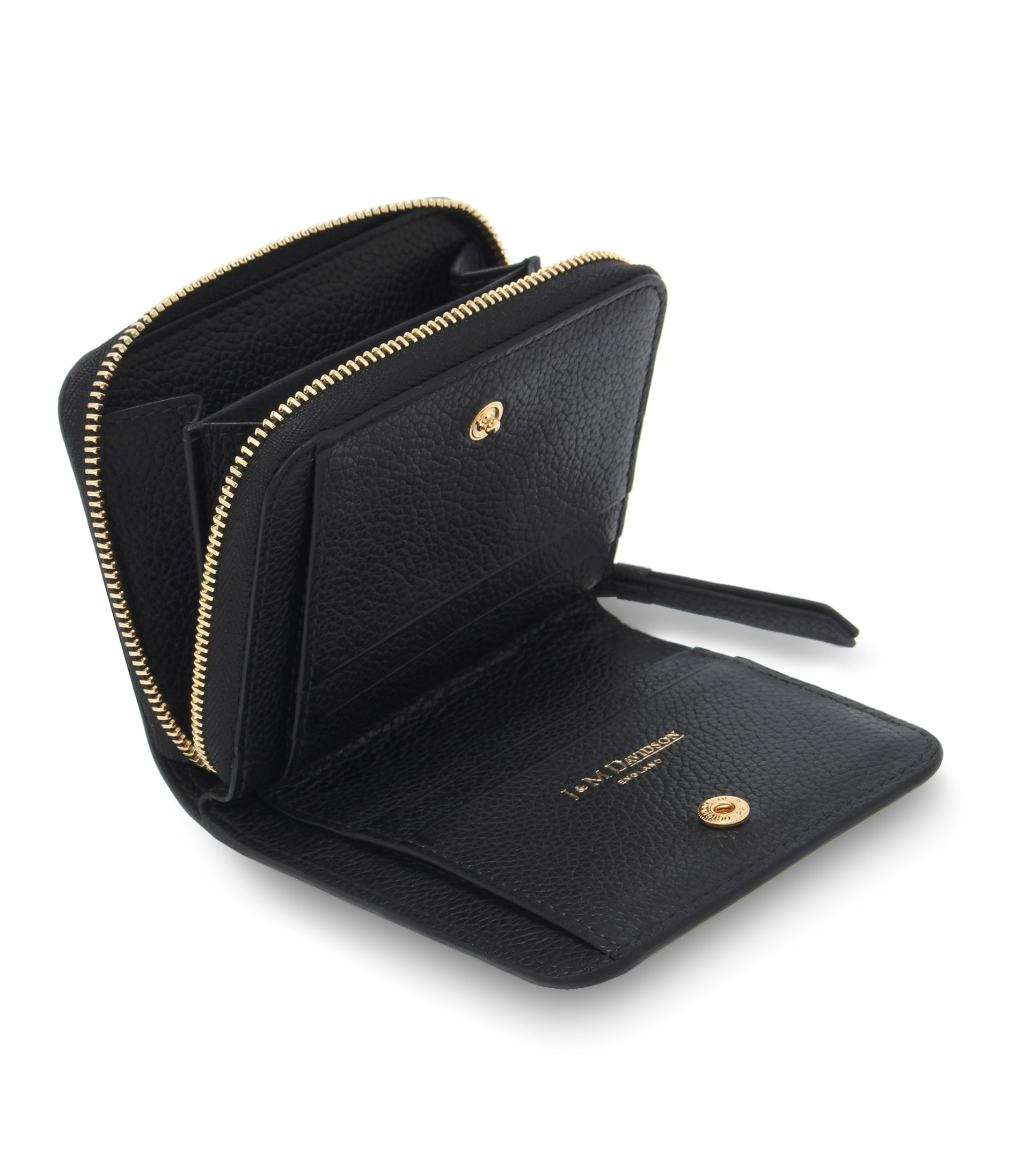 COIN/CARD WALLET 詳細画像 BLACK 3