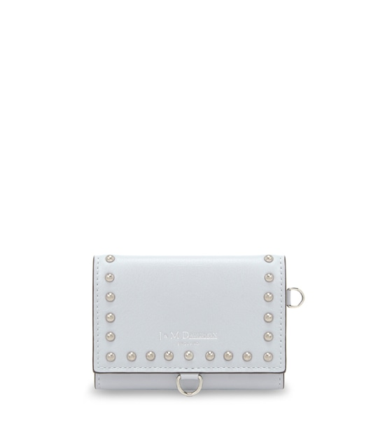 FOLDING WALLET WITH STUDS