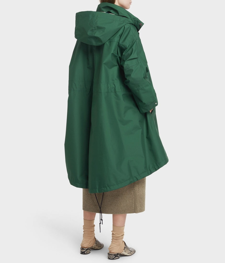 TECHNICAL RAINCOAT 詳細画像 GREEN 4