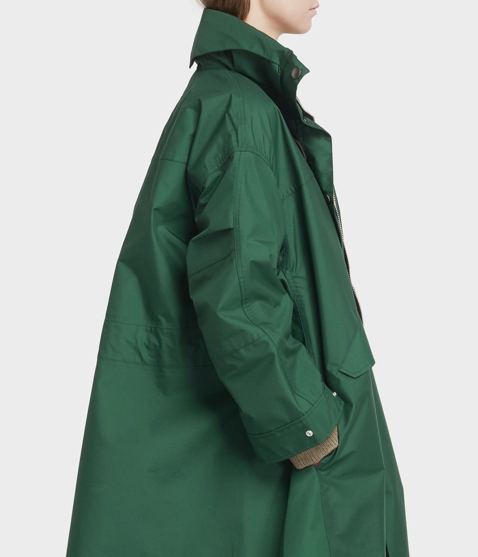 TECHNICAL RAINCOAT 詳細画像 GREEN 5