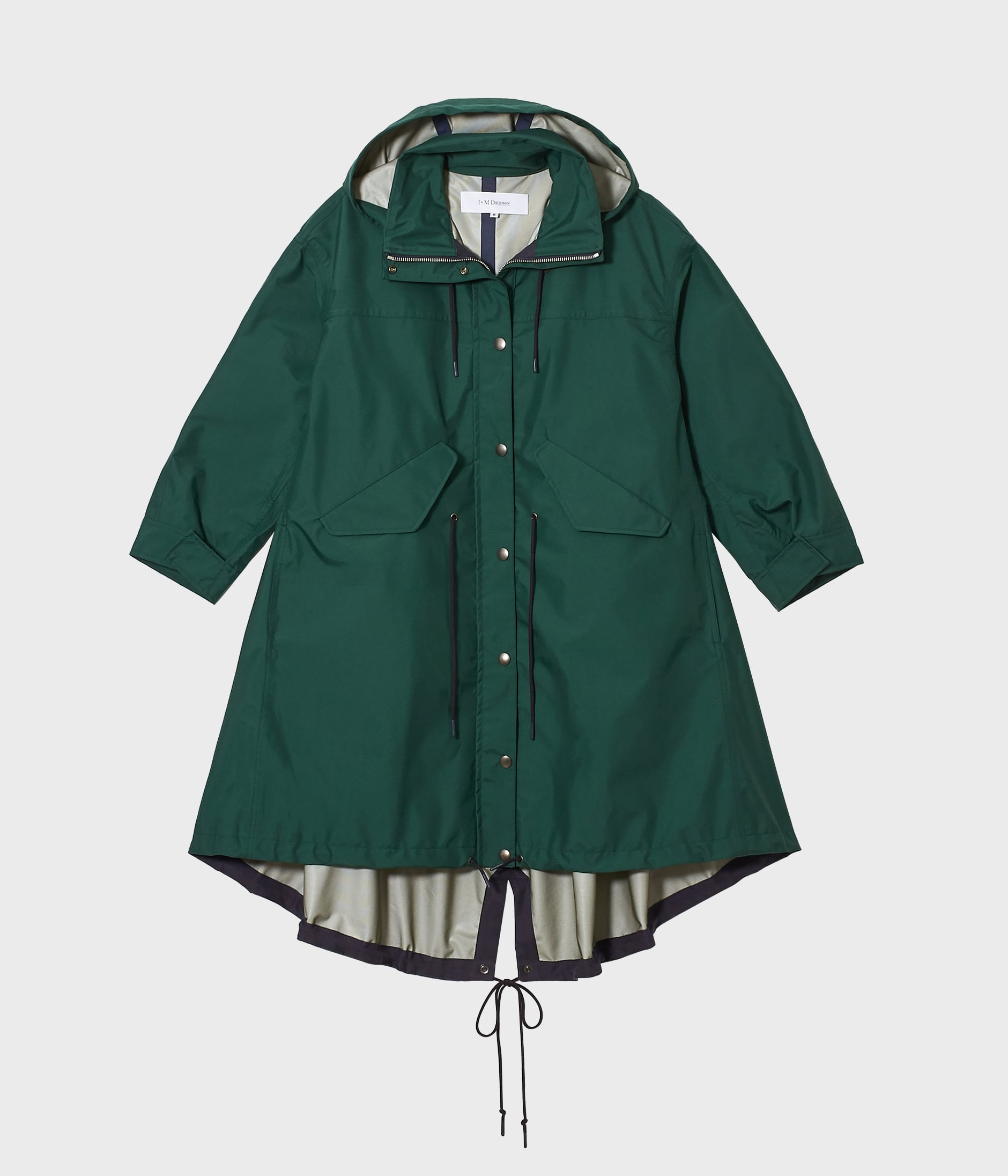 TECHNICAL RAINCOAT 詳細画像 GREEN 1