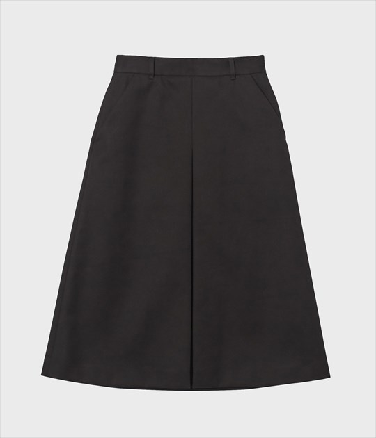 TAILORED A-LINE SKIRT