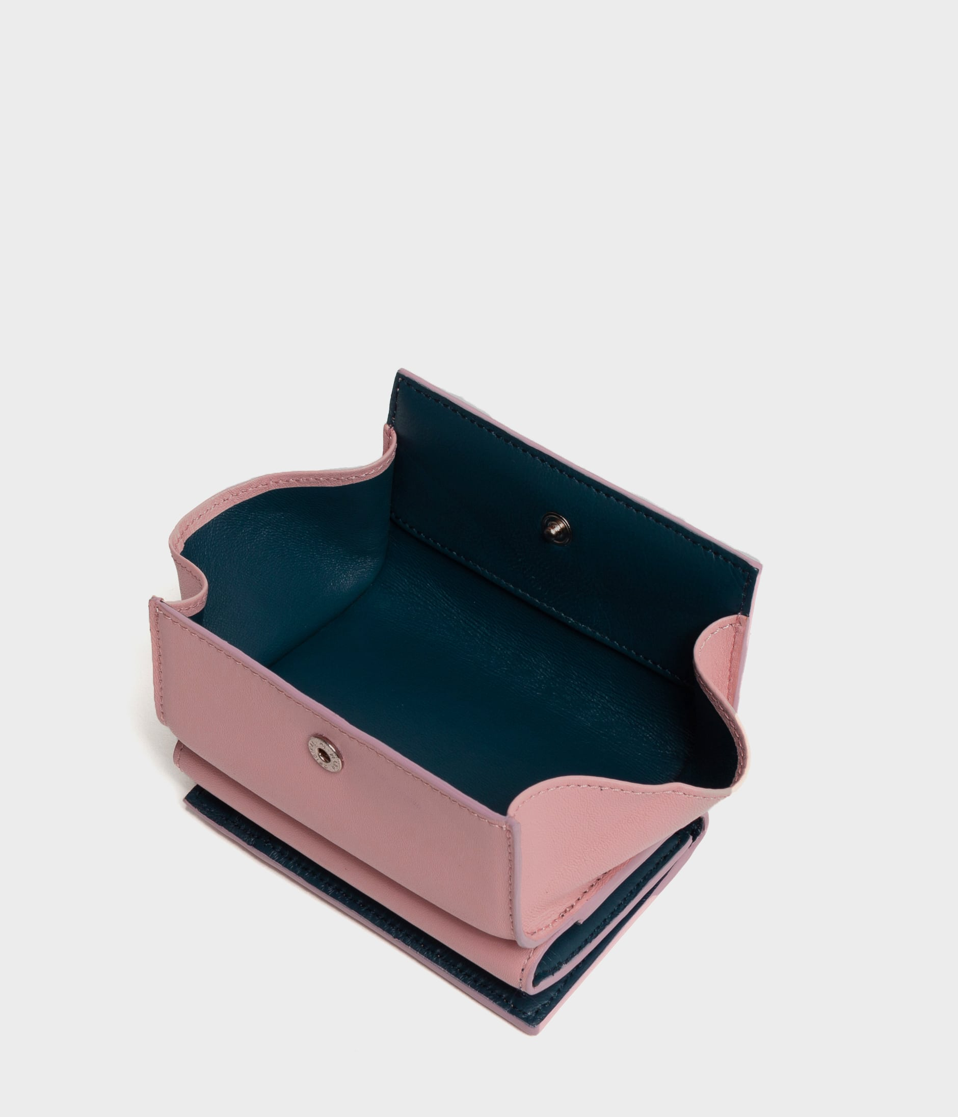 FOLD WALLET WITH STUDS 詳細画像 BLUSH 3