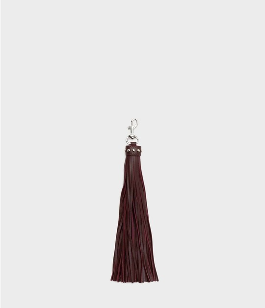 TASSEL CHARM WITH STUDS