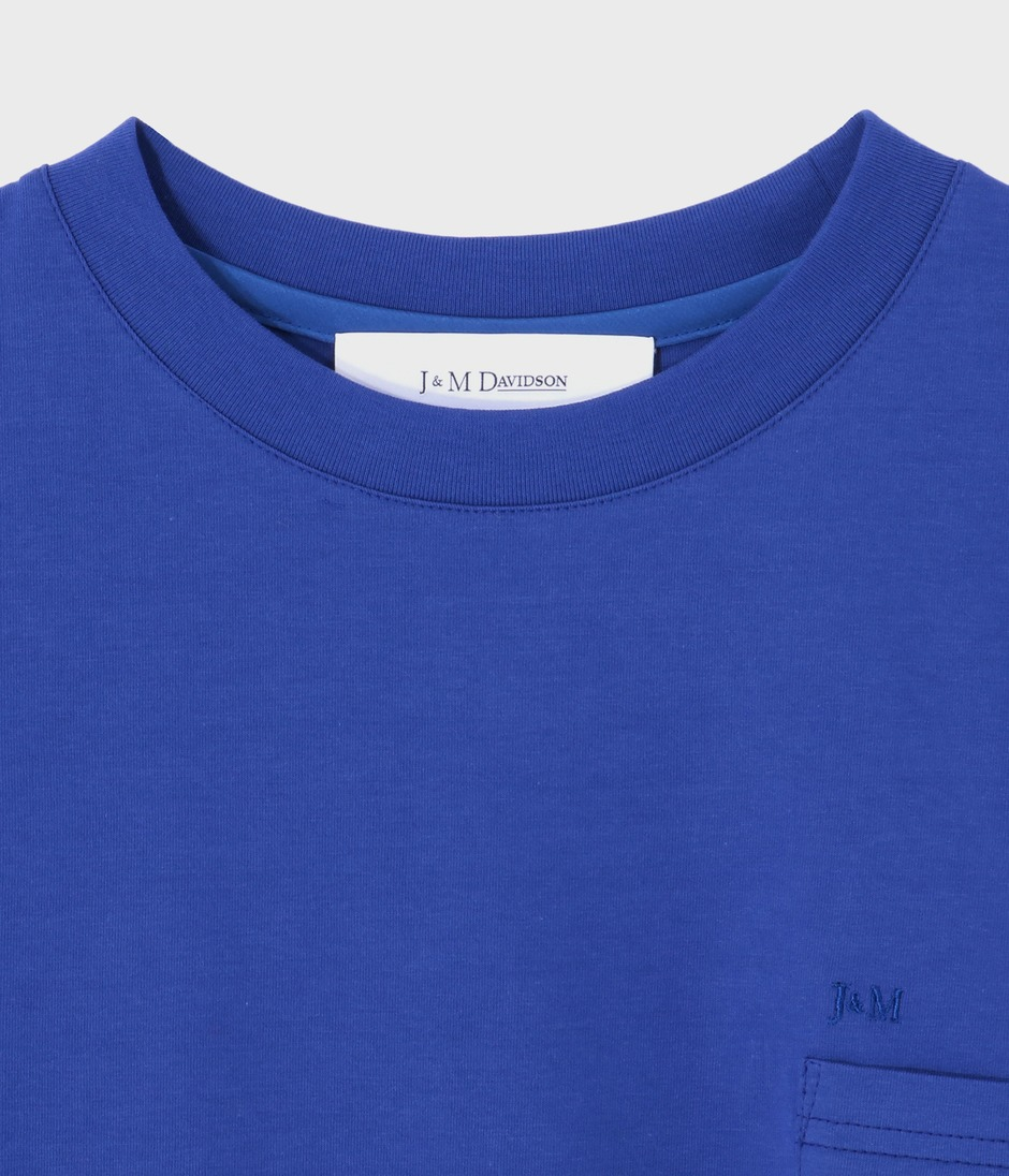 OVERSIZED T-SHIRT 詳細画像 ELECTRIC BLUE 3